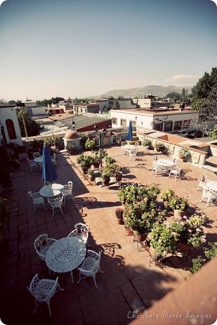 mexico patio photography