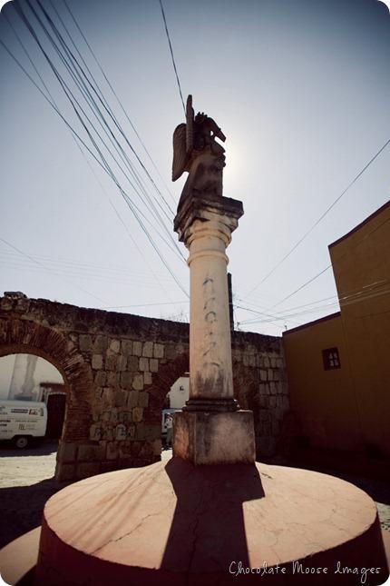 mexico statue