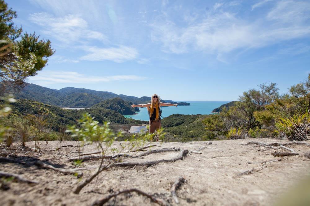 Abel Tasman track in New Zealand | © Chocolate Moose Images